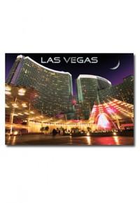 Aria Las Vegas Eclipse 5x7 Postcard