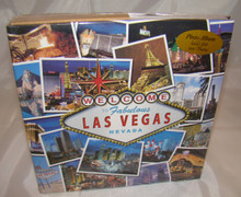 Las Vegas Hotels Postcards Photo Album