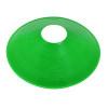 360 Athletics AHLCM7G Saucer Field Cone 7in Green Vinyl