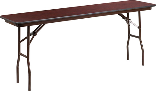 "18"" x 72"" Folding Table YT-1872-HIGH-WAL-GG"
