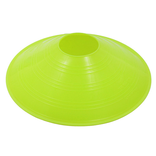 360 Athletics AHLCM7Y Saucer Field Cone 7in Yellow Vinyl