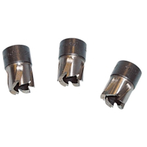 """11,000 Series"" Rotobroach® Cutters - 5/16in. (3 Pack)"