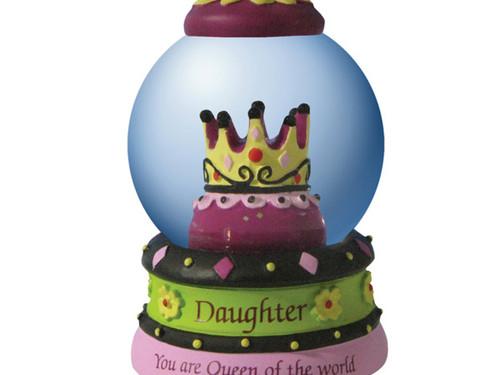 'Daughter' Decorative Water Globe