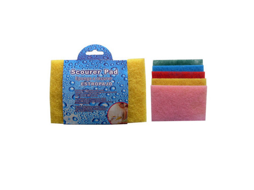 10 pack scouring pads