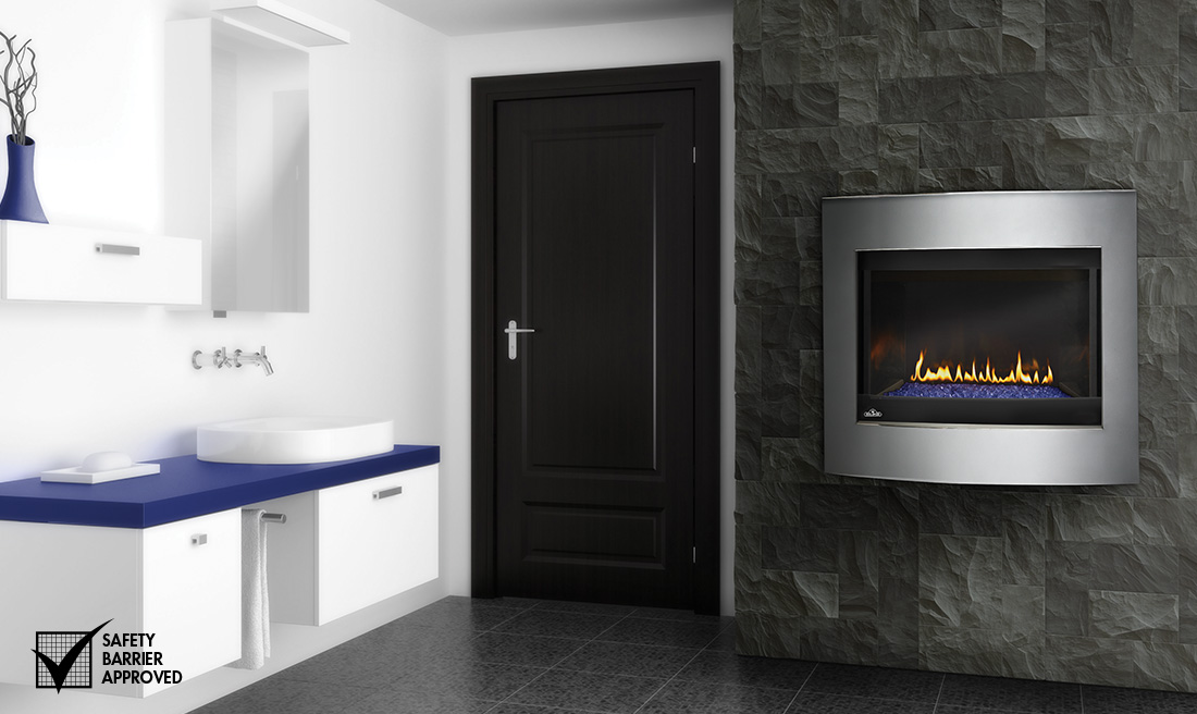 Vent Free Fireplaces Not Allowed In California  Gas Fireplace Vent