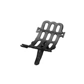 G500 Sampson Series 8 in. Cast Iron Fireplace Grate Extension Section