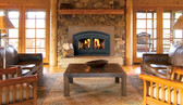 SUPERIOR WCT6940 EPA CERTIFIED WOOD-BURNING FIREPLACE, FRONT OPEN