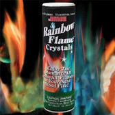 Rainbow Flame Crystals - Canister