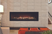 DVLL48BP92 Boulevard Direct-Vent Linear Contemporary Fireplace 48""