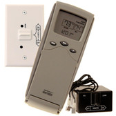 SKTECH SKY 3301 Fireplace Remote Control with Timer/Thermostat (MILLIVOLT ONLY)