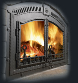 High Country TM wood burning fireplace NZ6000-1