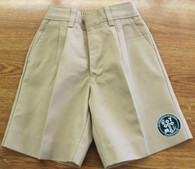 Boys Regular Shorts-De La Salle