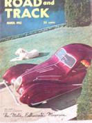 1952 Plymouth,Auto Unionpre war history,Drivers