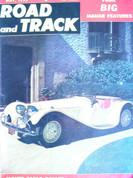 1953 Jaguar XK120,SS100 Road and Track