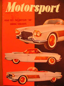 1955 Motorsport race car coverage,Chrysler 300