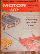 1956 Chevrolet Bel Air test ,all 56 Comparison