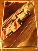 Can-Am Porsche racer 1972