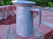 old vintage antique DOVER 1 quart oil pitcher