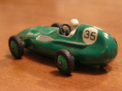 Vanwall GP race car by Dinky Meccano England