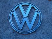 VW round emblem Volkswagen