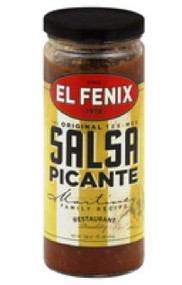 Salsa Picante - Case