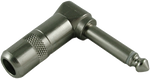 "Switchcraft #226 - 1/4"" Mono Right Angle Plug"