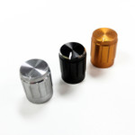 Aluminum Knob - Small (Choose Colour)