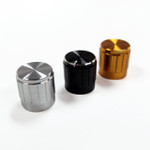 Aluminum Knob - Medium (Choose Colour)