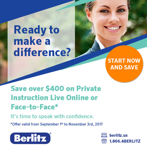 Ready to make a difference? Start and Save now!