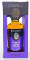 Springbank Whisky 18 years