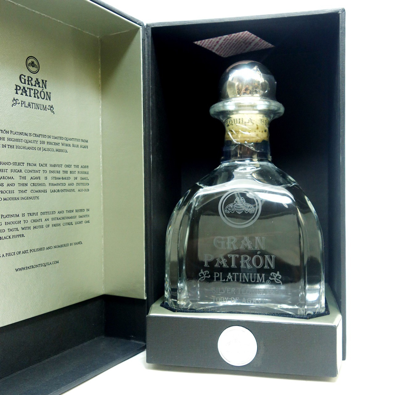 Gran Patron Platinum 750ml