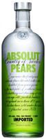 Absolut Pears Vodka 750ml