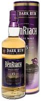 Benriach Scotch Dark Rum 15yr 750ml