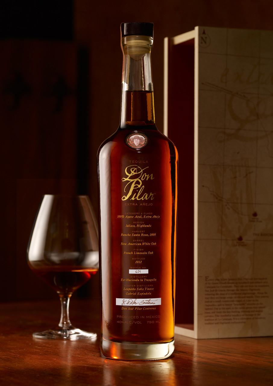 Buy Whiskey Online >> Don Pilar Extra Anejo - www.oldtowntequila.com
