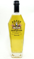 Agve Underground Reposado tequila