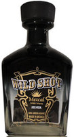 Wild Shot Silver 100% Green Agave Mezcal [with worm]