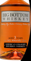 Big Bottom 3yr American Straight Bourbon