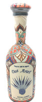 Dos Artes ceramic art bottle Extra anejo