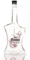 Famous handcrafted Vodka 750ml
