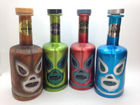 LUCHA Tequila Set (4 Bottles)