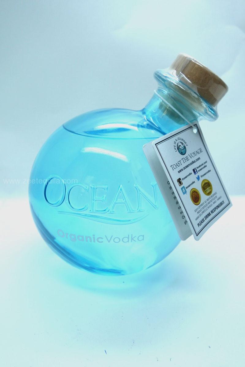 OCEAN ORGANIC VODKA - www.oldtowntequila.com