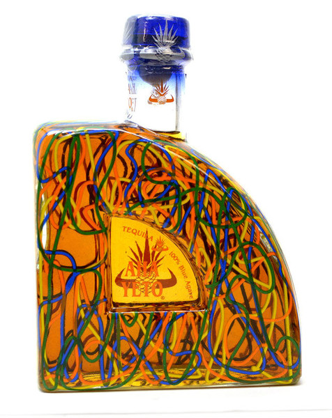 Aha Yeto Tequila Extra Anejo Artesenal