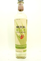 Koch Madrecuishe Mezcal