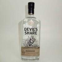 DEVIL'S SHARE MOONSHINE