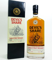 DEVIL'S SHARE WHISKEY