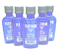 PLATINUM 7X Vodka 5X100ML