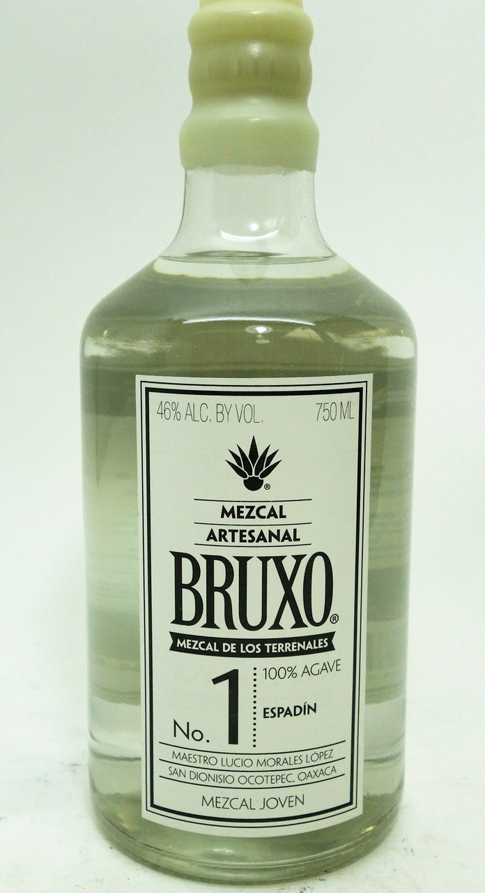 MEZCAL BRUXO NO.1