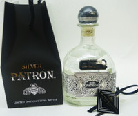 PATRON SILVER 1 LITER LIMITED EDITION