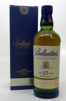 Whiskey, Scotch - Ballantines Blended Scotch Whiskey Aged 17 years