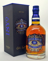 Whisky, Scotch Blended - Chivas Regal 18 years